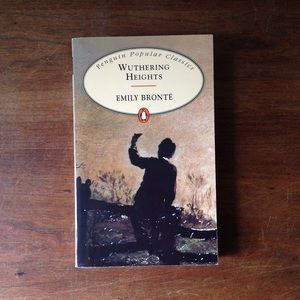 "Emily Bronte ""Wuthering Heights"""